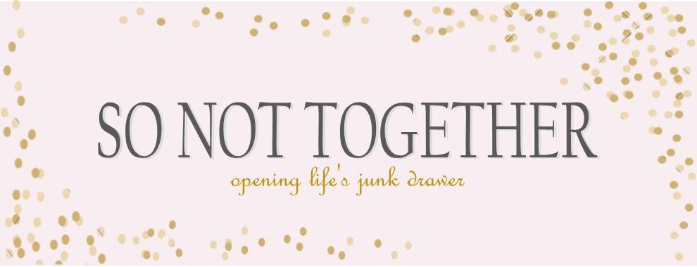 together but not together